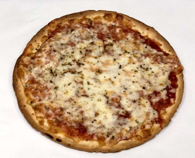Cauliflower Crust Cheese Pizza