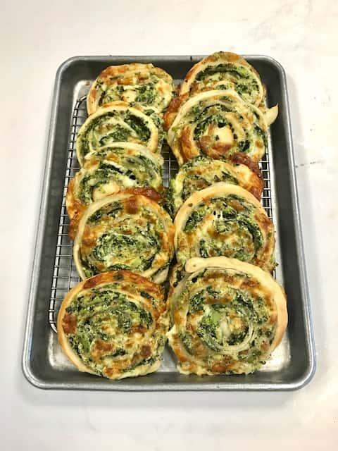 Veggie Pinwheels