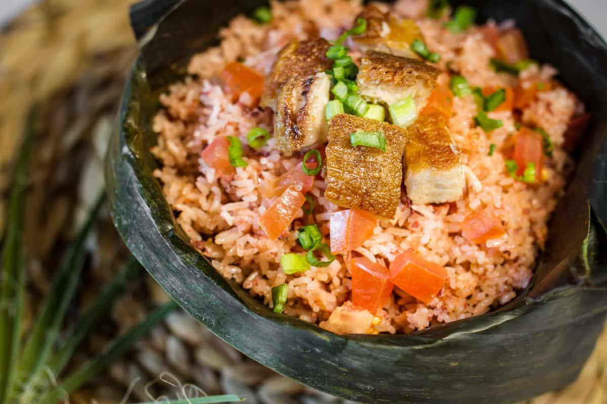 Binagoongan Fried Rice
