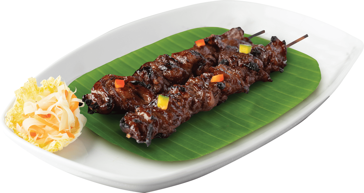 Pork Barbeque Skewer