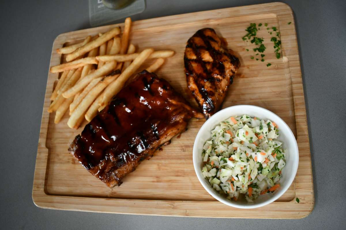 Wednesday(ONLY) - BBQ Combo