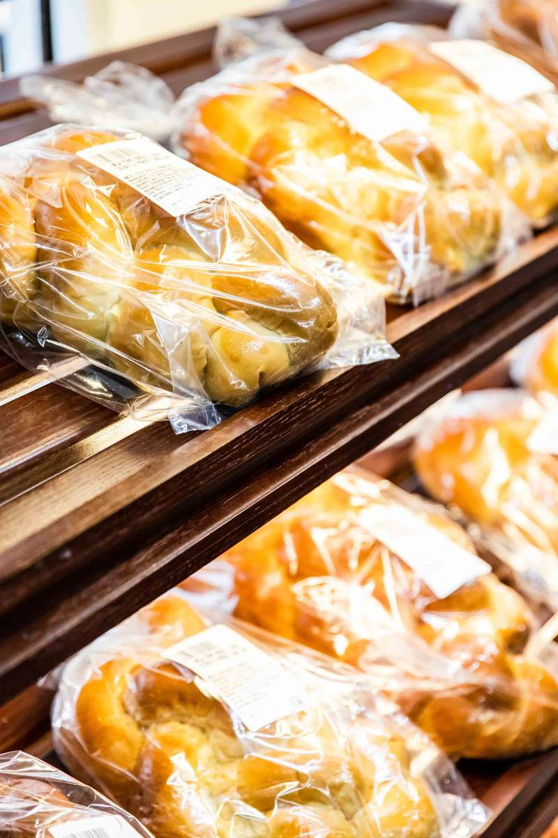 bagged breads