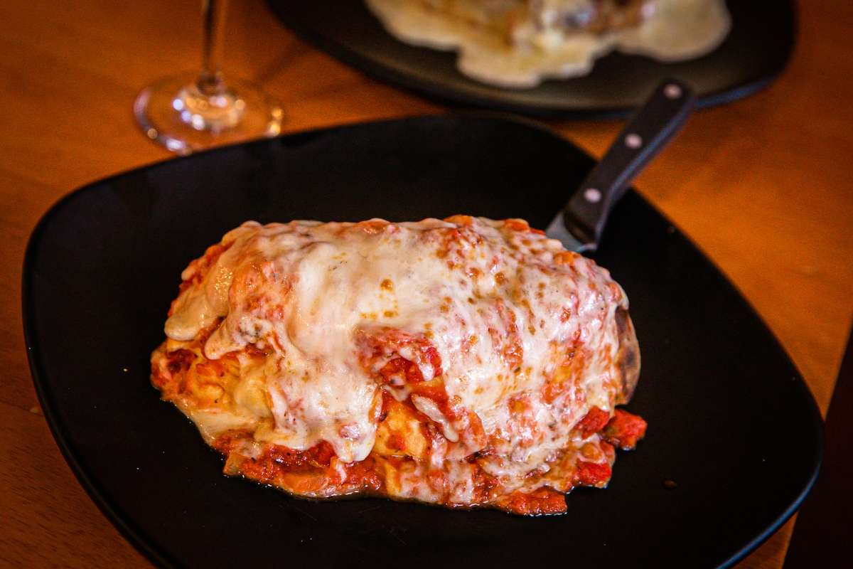 Build your own Calzone!