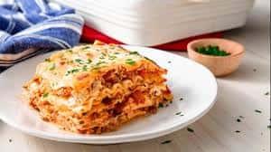 The Brickery Lasagna