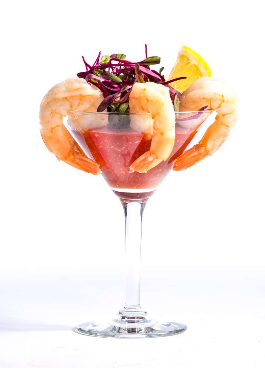 Argentinian Pink Shrimp Cocktail (5)