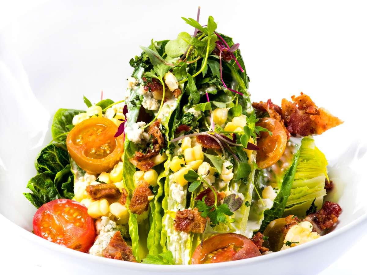 Untraditional Wedge Salad