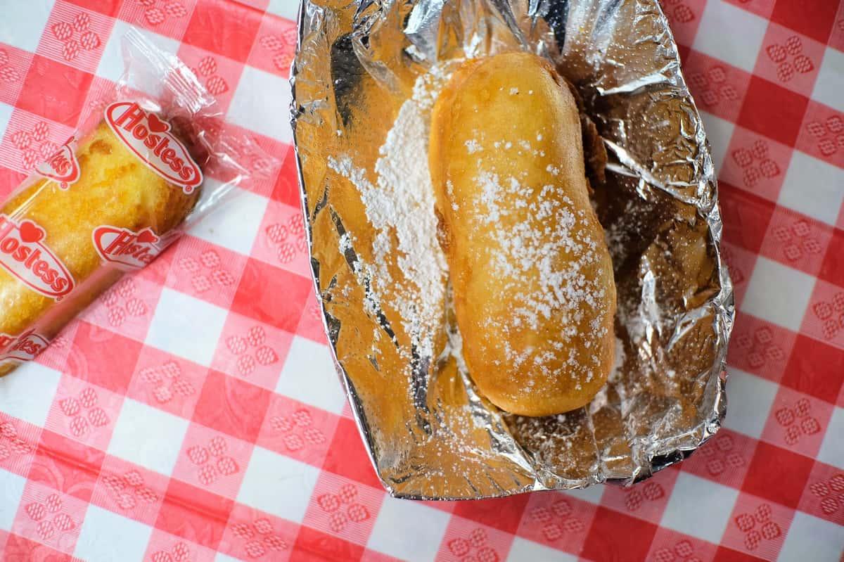 Fried Twinkie