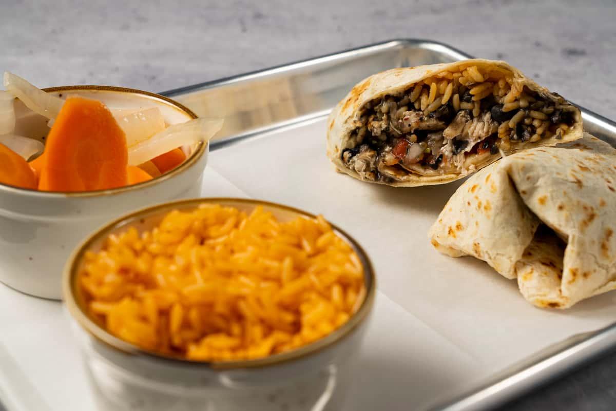 Burrito Grilled Chicken