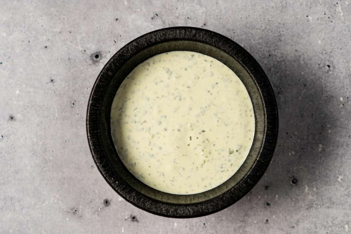 Cilantro Crema