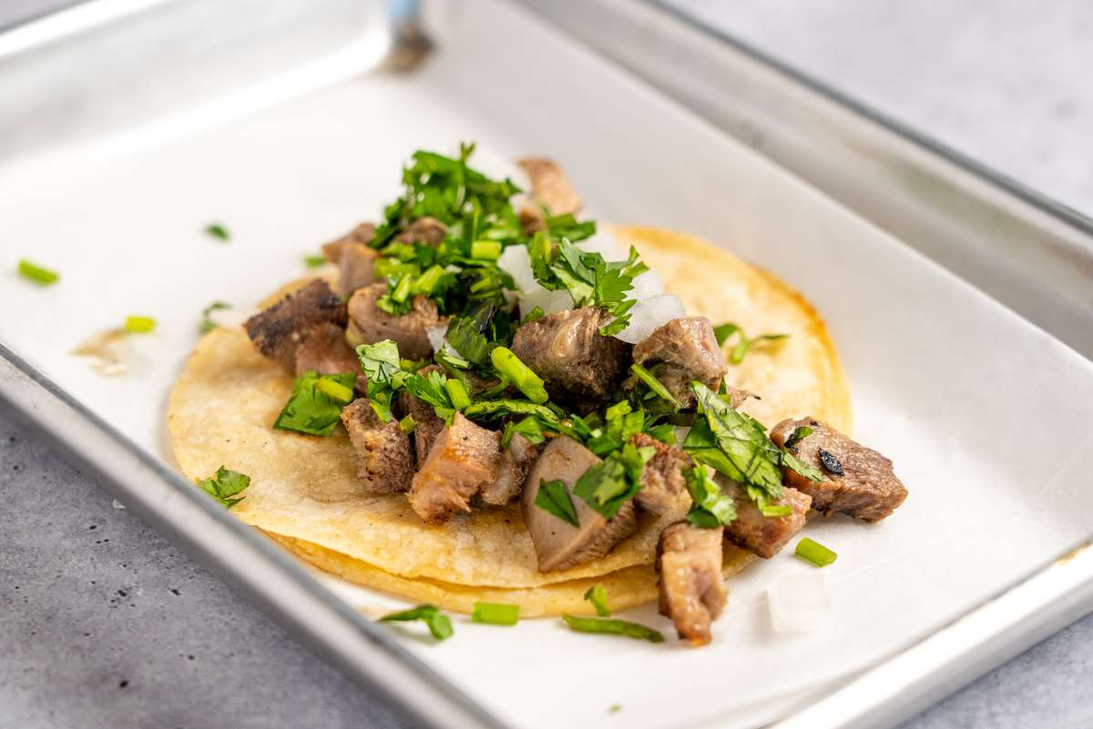 Taco Lengua