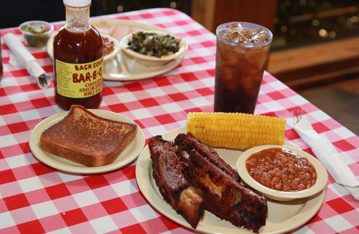 Saturday: Beef Rib Dinner