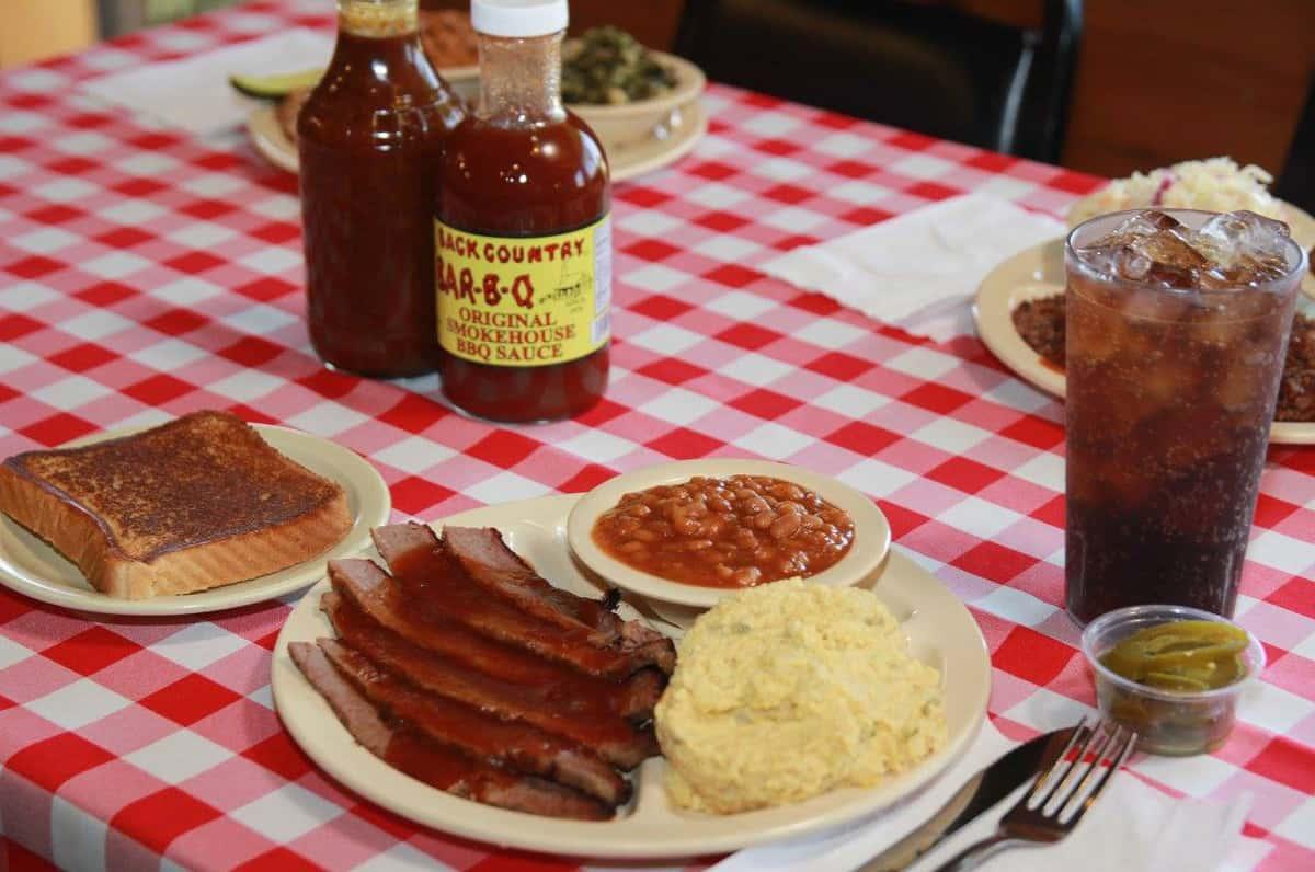 Wednesday: Beef Brisket Dinner