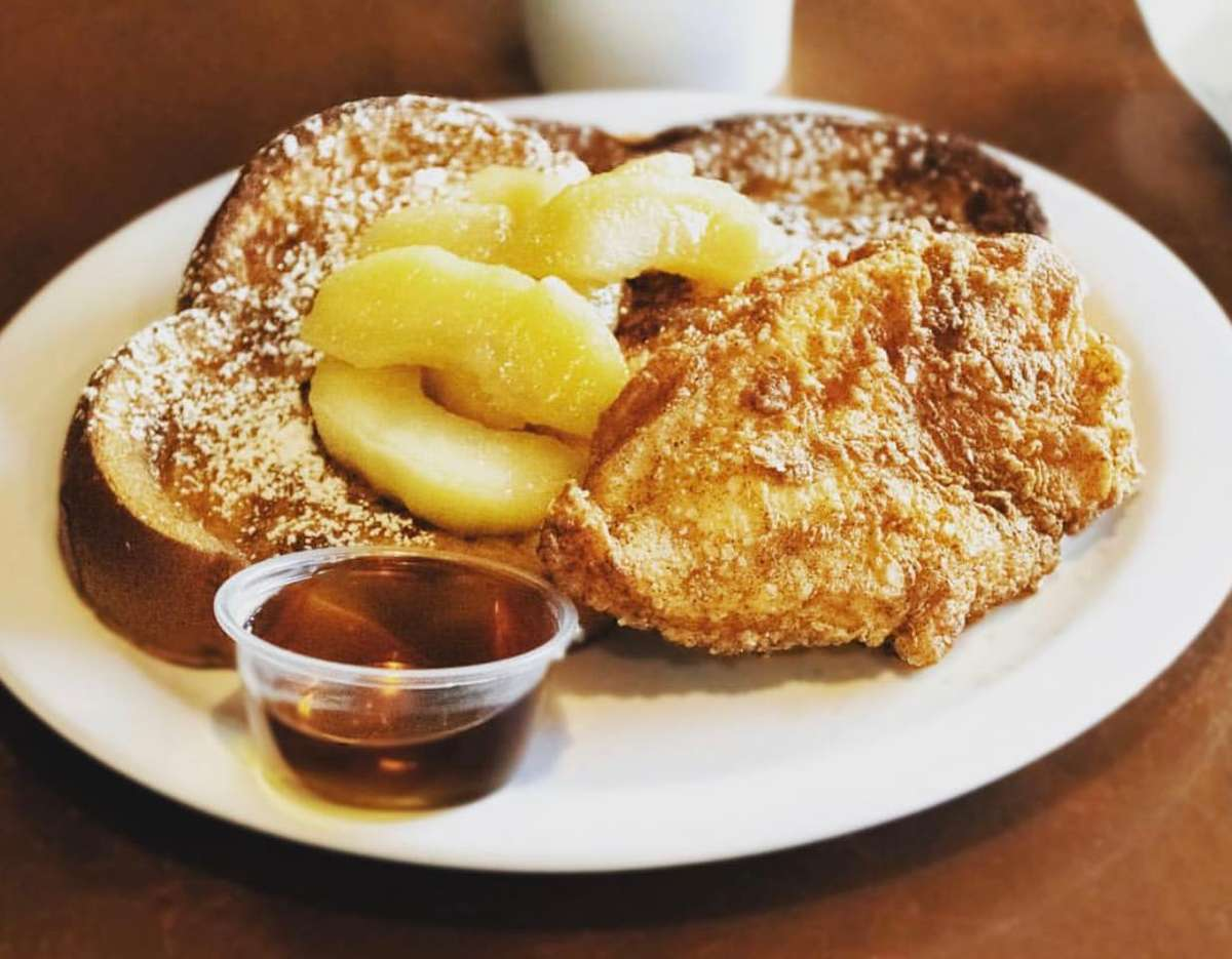"""""""The Marietta Local"""" Chicken and French Toast"""