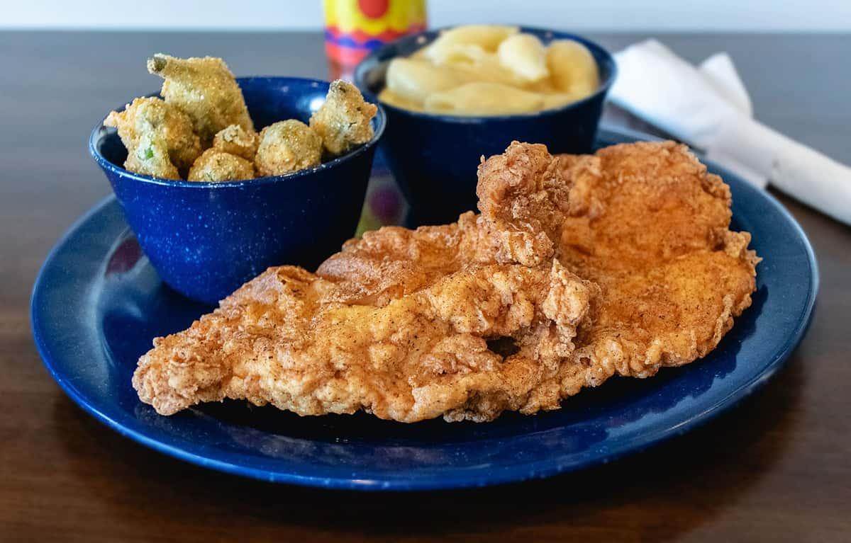 Famous Fried Chicken Platter