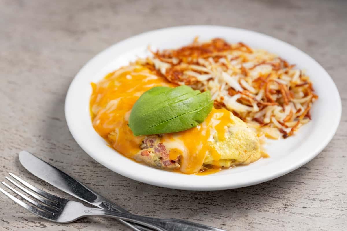 California Omelet