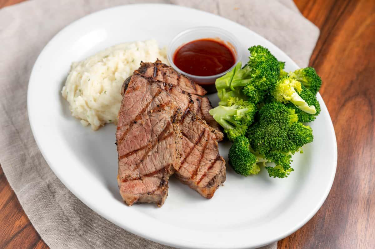 BBQ Tri Tip Dinner