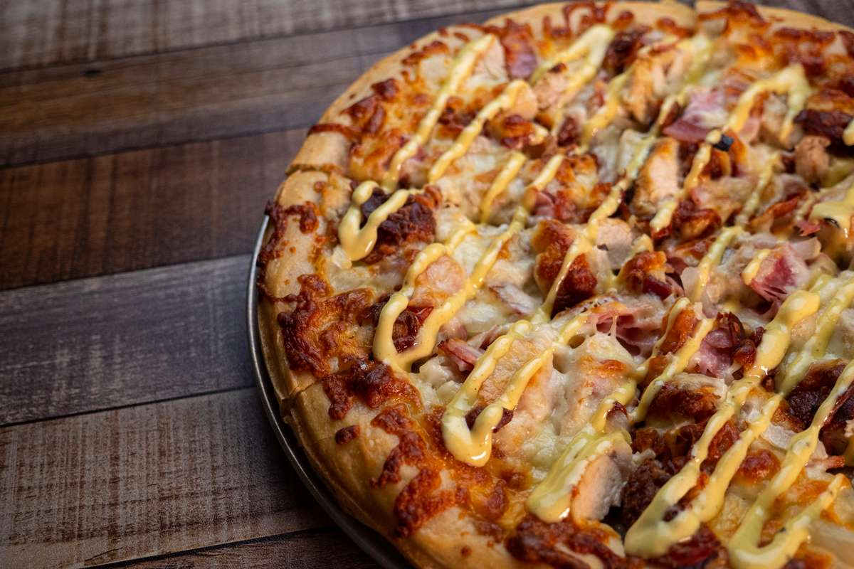 The Frenchman Pizza