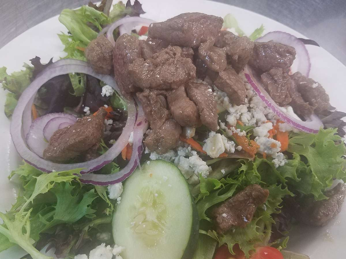 Hole In One C.A.B. Steak Salad