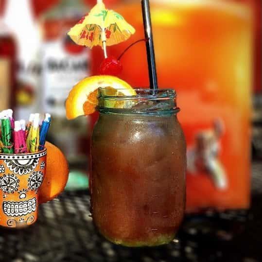 Mission Rum Punch