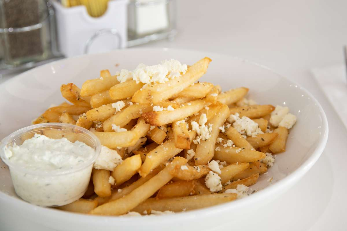 Athens Fries