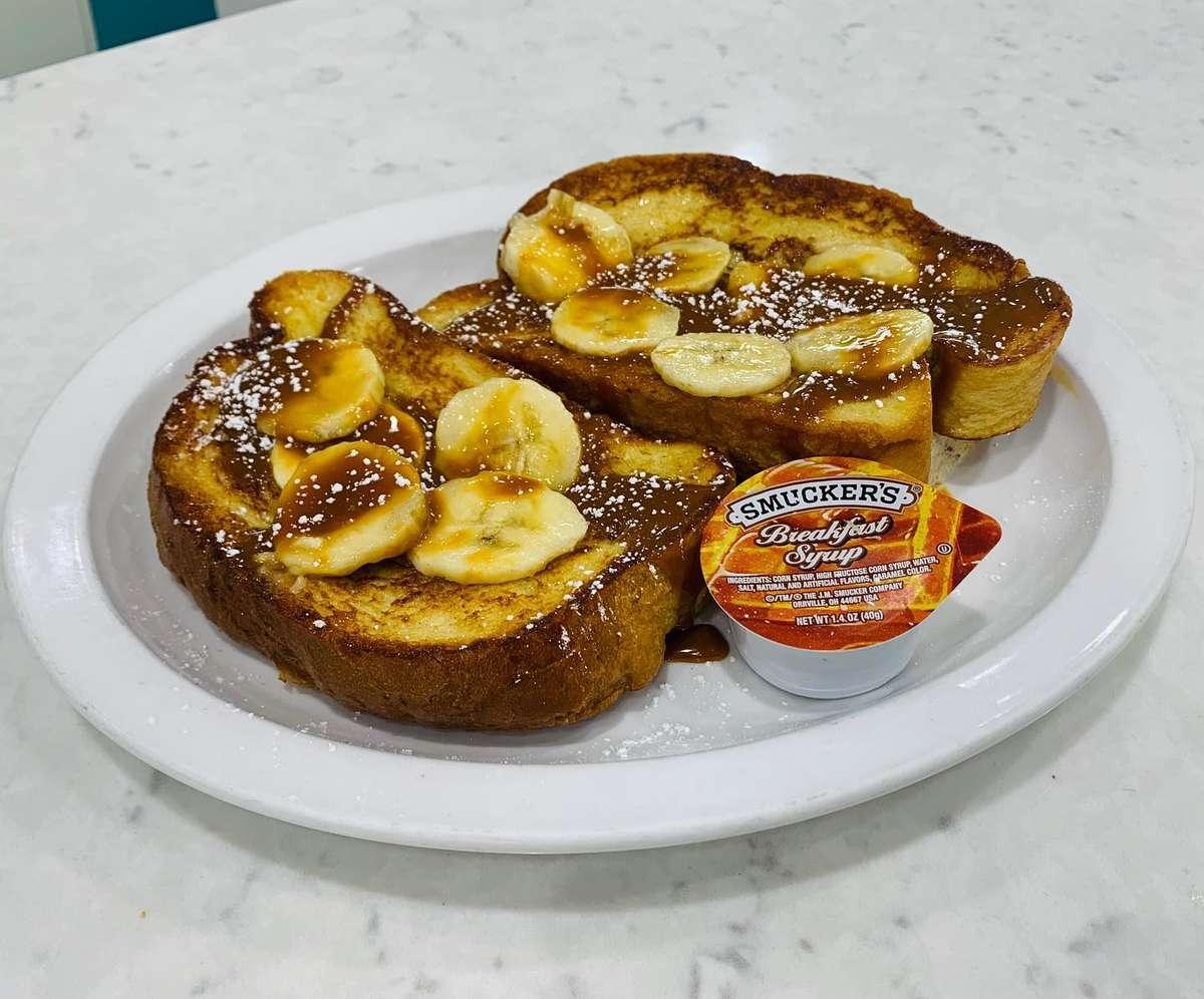 Nutella Banana Nut