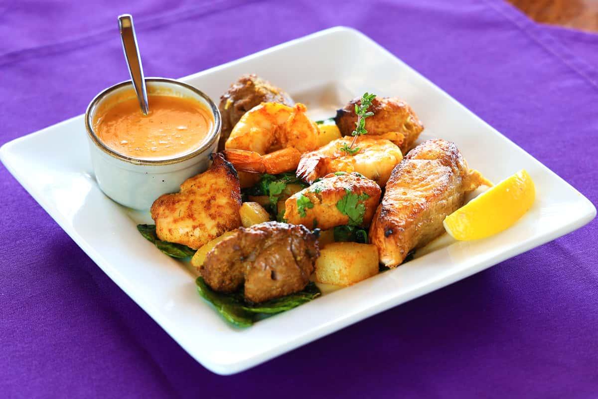 Zaika Mixed Grill