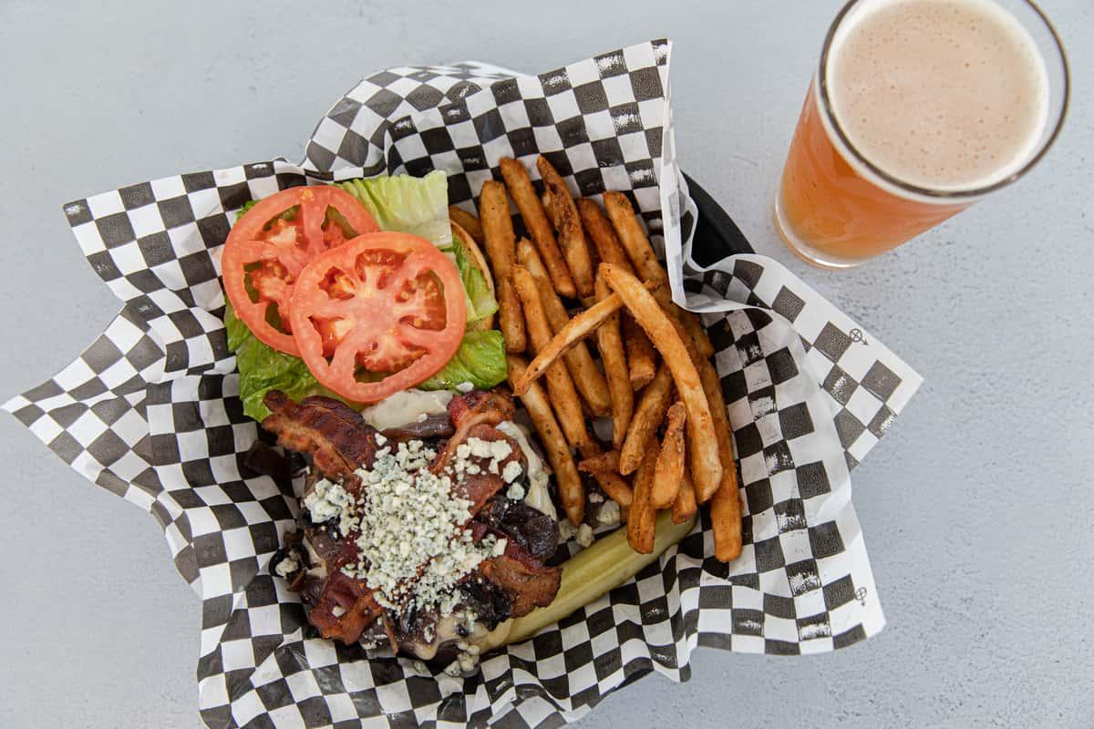 Steel City Burger