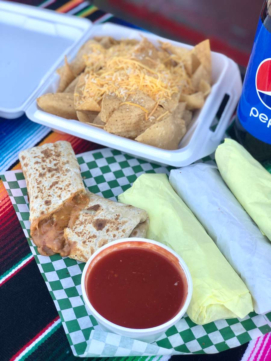 Weekly Special: Bean & Cheese Burro Family Meal