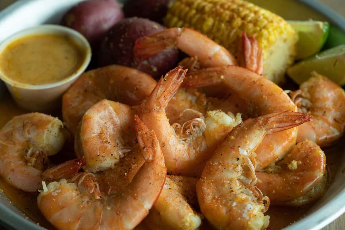 EZ Peel Shrimp (1 LB)