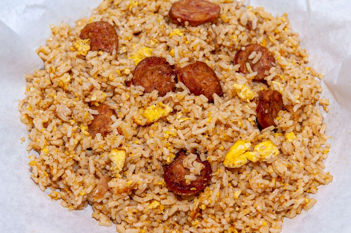 Fried Rice (1 Protein)