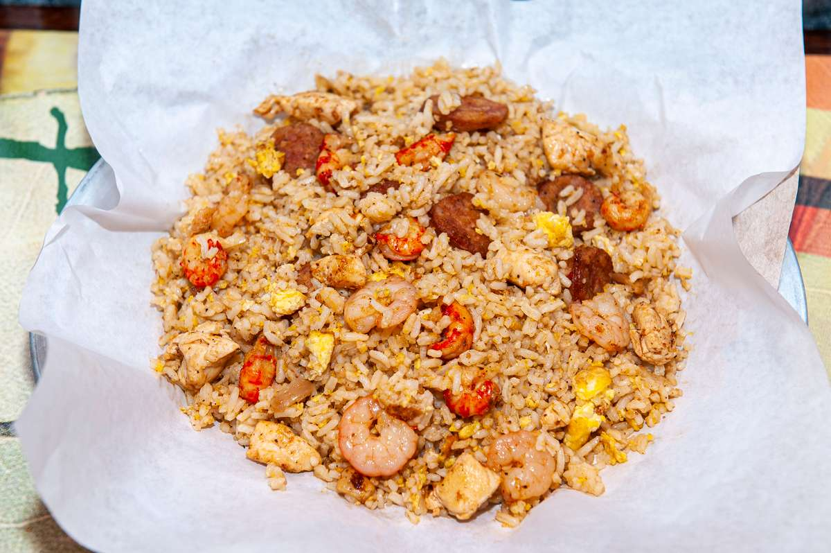 Fried Rice (4 Proteins)