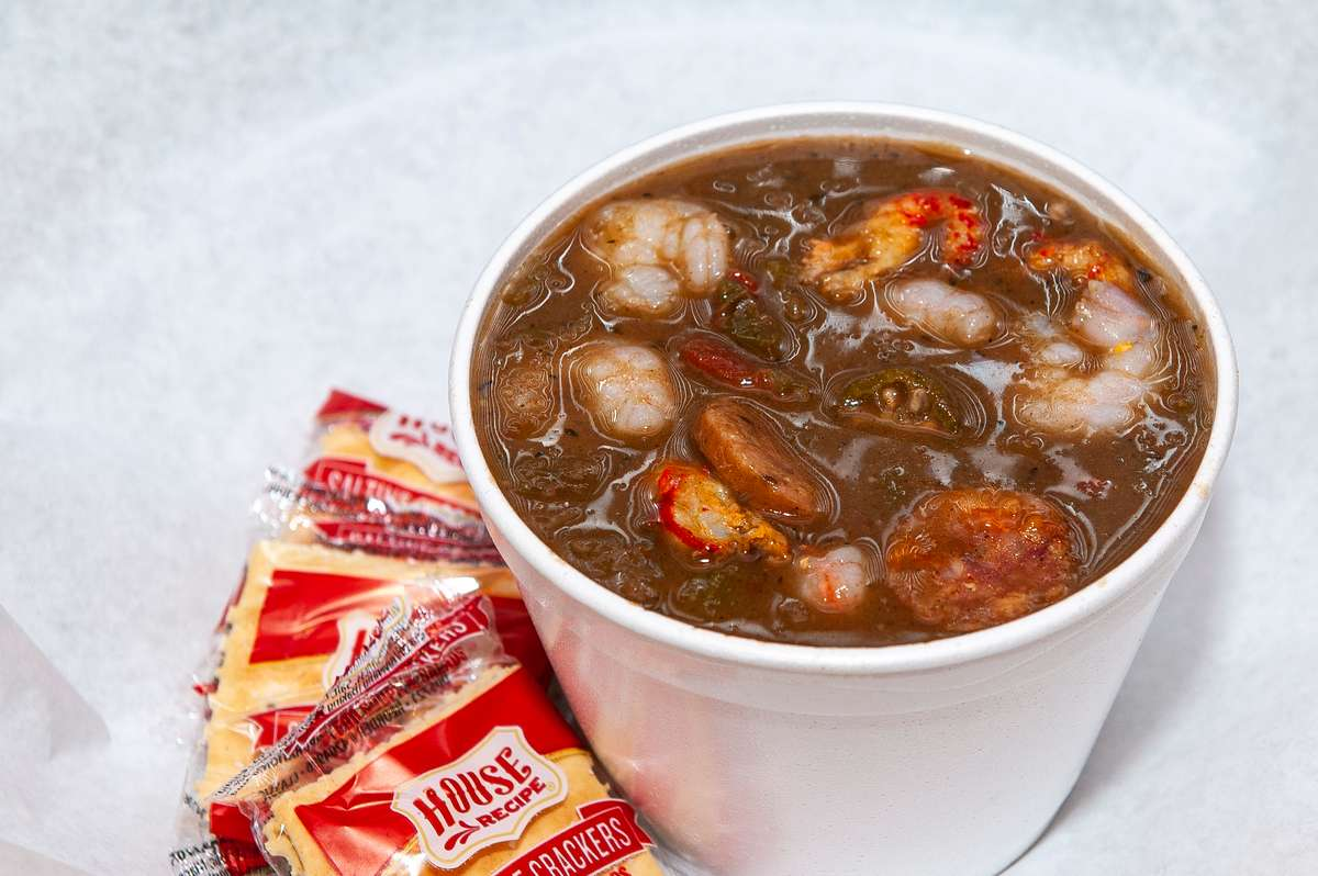 Gumbo (3 Proteins)
