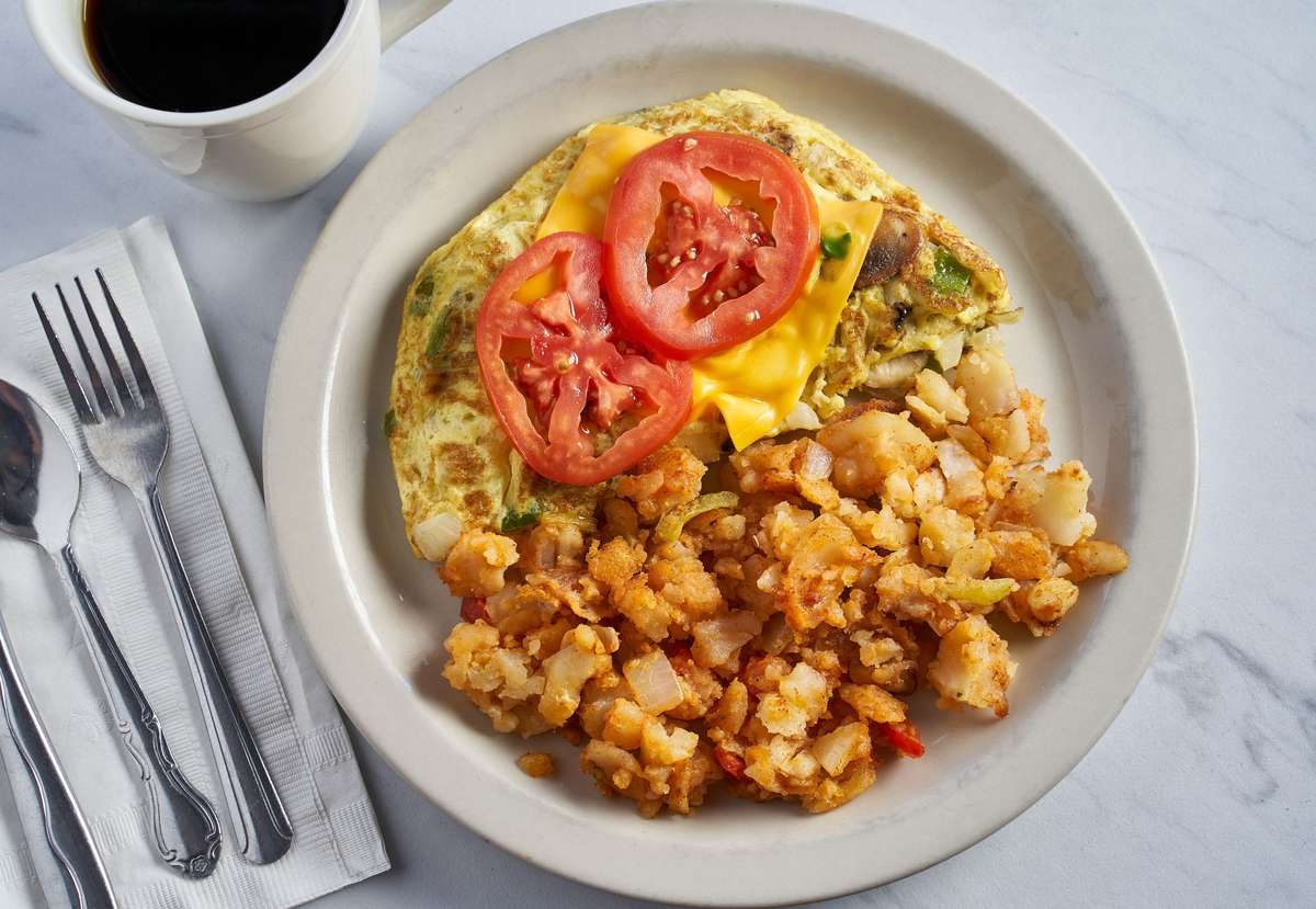 Veggie Omelette