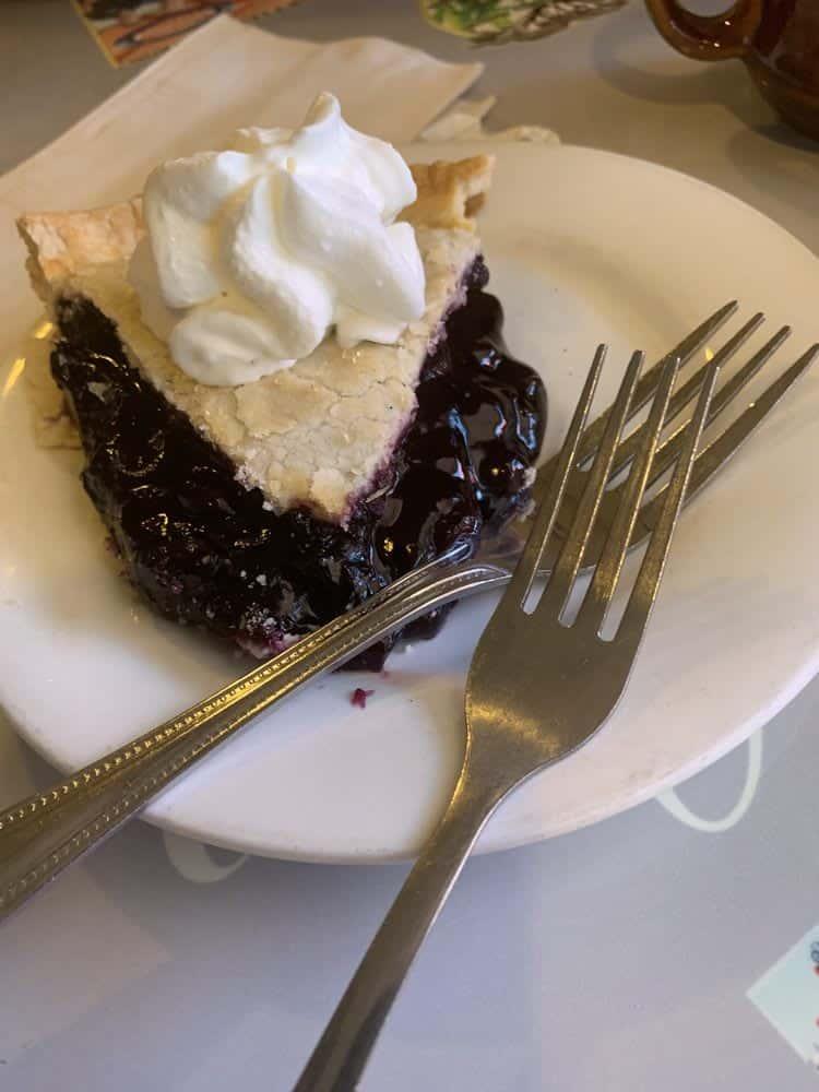 Homemade Pie Slice