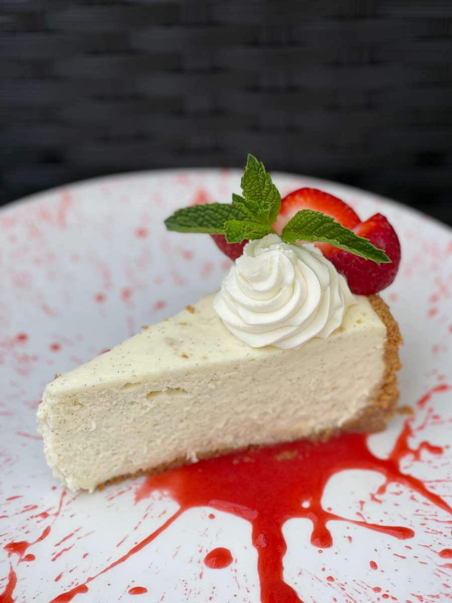 Marscapone Cheesecake