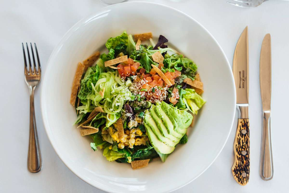 Ranch Hand Salad