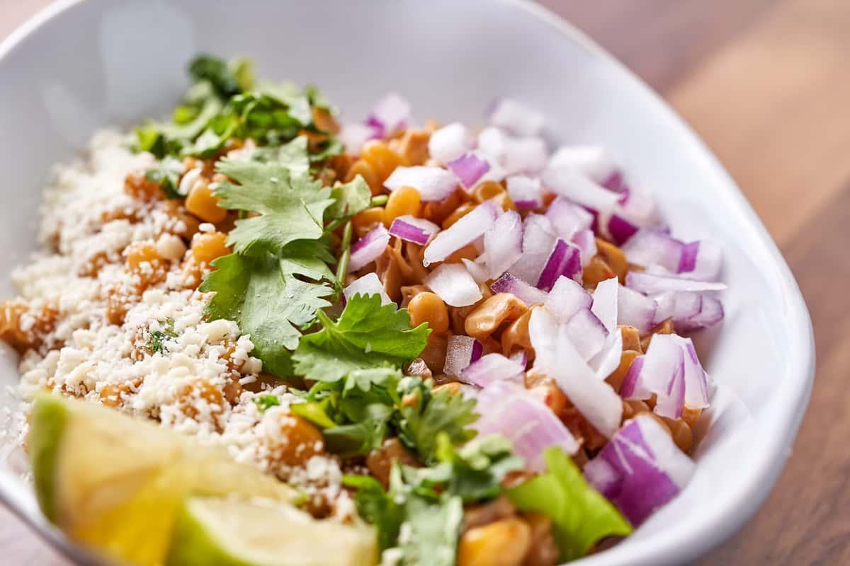 corn dish