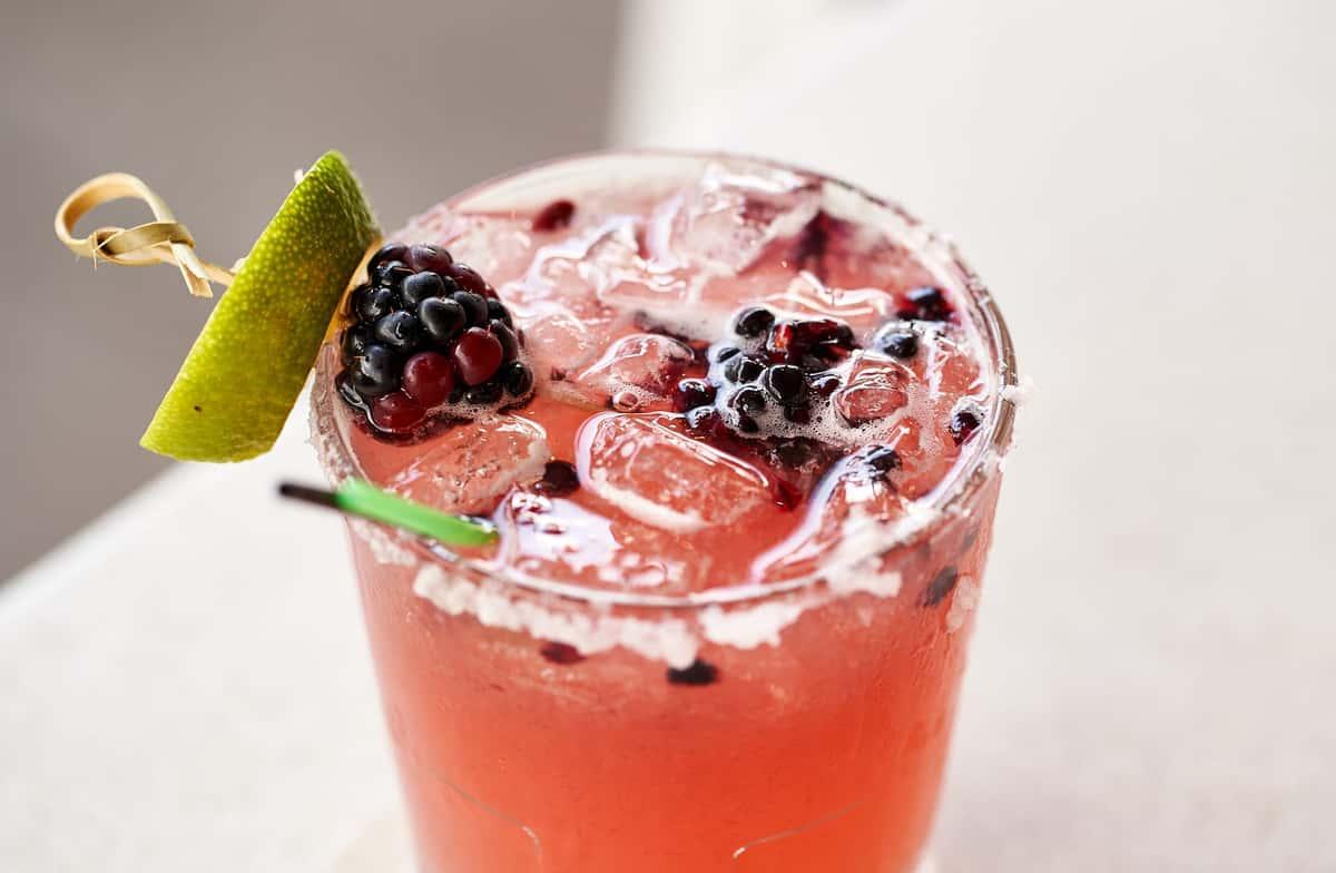 royal mojito drink