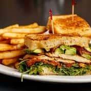 Citrus Chicken Sandwich