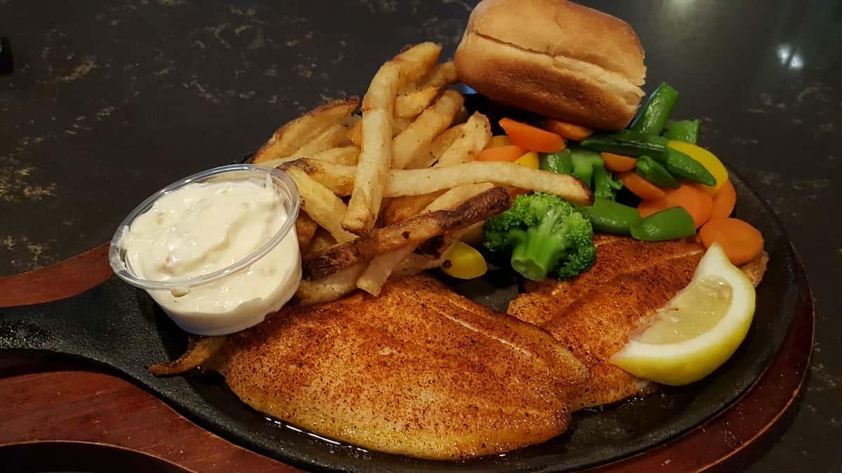 Cajun Catfish