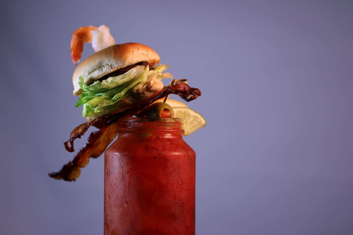 The OTR Ultimate Bloody Mary