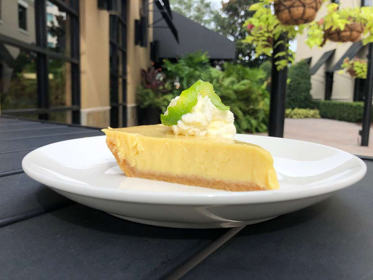 Mike's Killer Key Lime Pie