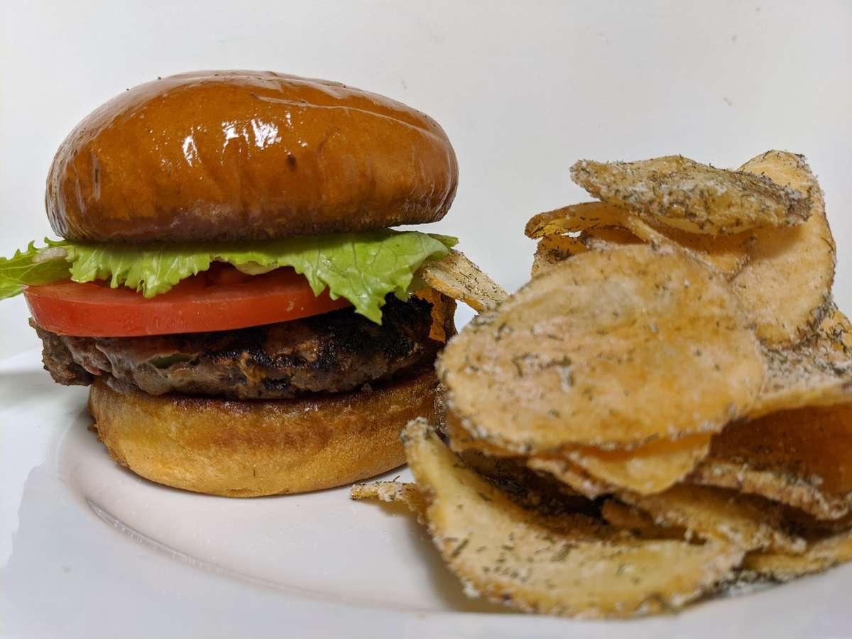 Tito's Beef Burger