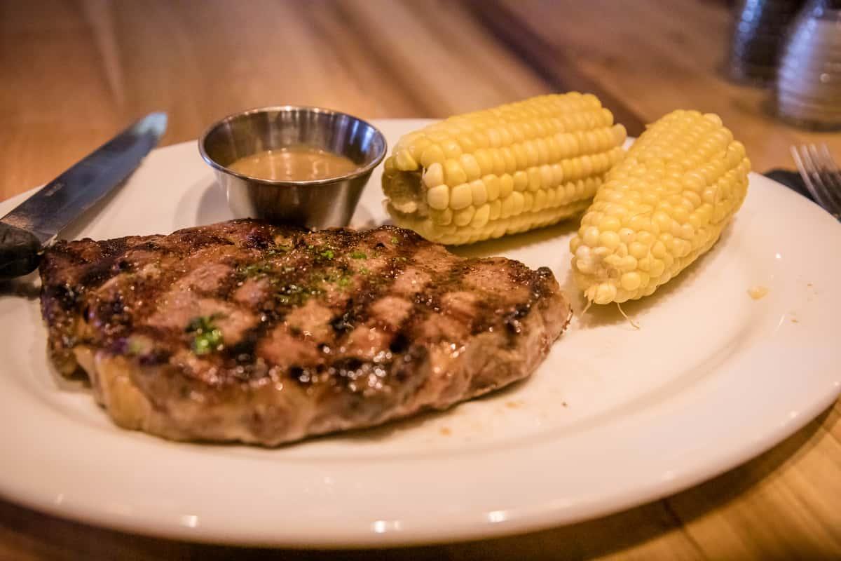 Sirloin Steak (12oz)