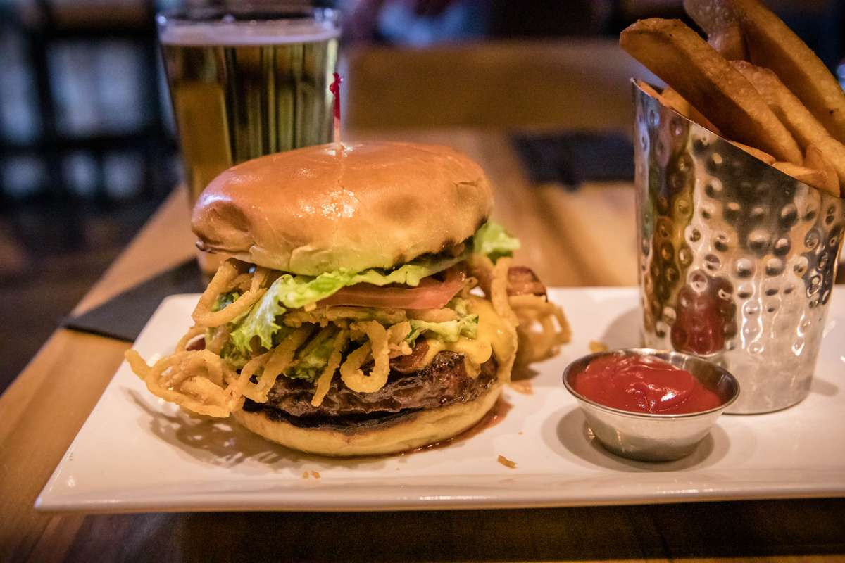 Grill House Burger