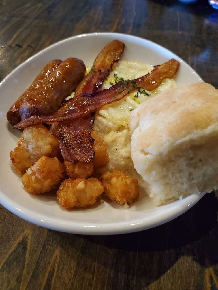 The Waterfront Breakfast Platter
