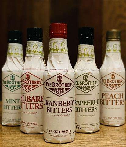 Cranberry Bitters