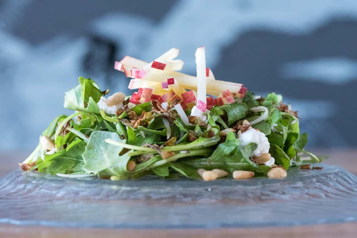 *Apple Salad