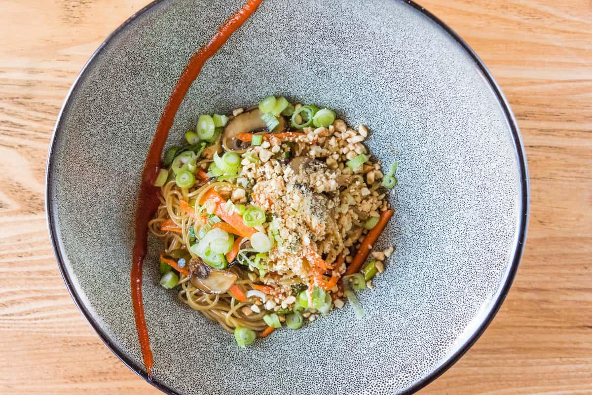 *Asian Noodles
