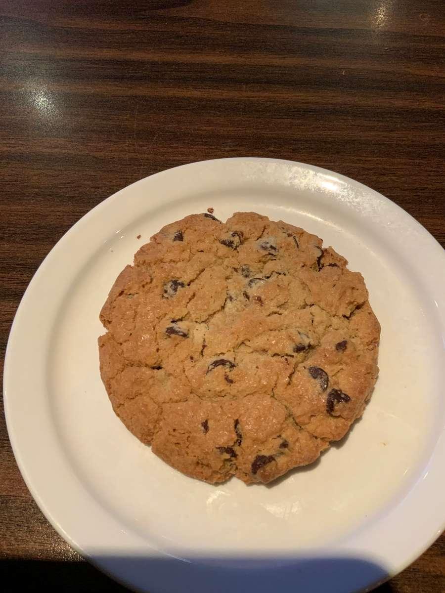 Cougar Mountain Chocolate Chunk Cookie